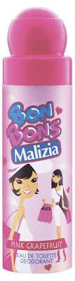 <b>Дезодорант для тела</b> Bon Bons Grapefruit Malizia, 75 мл - купить ...
