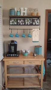 love this idea of having a coffee bar in the kitchen breakfast room attractive coffee bar home 4