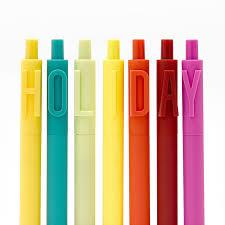 KACO 0.5 mm <b>Gel Pen</b> Alpha <b>36pcs</b>/Set Creative Stationery Student ...