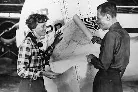 eerie evidence amelia earhart died a castaway new york post modal trigger earhart