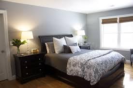 Small Grey Bedroom Small Master Bedroom Pinterest