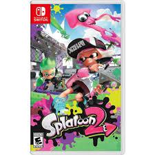 <b>Splatoon 2</b> Standard Edition <b>Nintendo</b> Switch HACPAAB6B - Best Buy