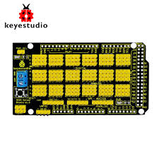 <b>Free shipping</b> ! Keyestudio MEGA <b>Sensor</b> Shield V1 for Arduino ...