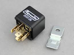 Mini Make & Break Relay <b>Double</b> O/P <b>12V</b> 2x20A - | <b>12 Volt</b> Planet