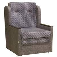 Купить <b>Кресло</b>-кровать <b>Шарм</b>-<b>Дизайн</b> Бит Куба светло-серый по ...