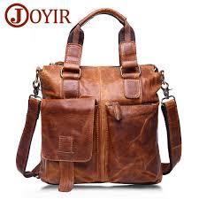 Detail Feedback Questions about <b>JOYIR Genuine Leather Men</b> Bag ...