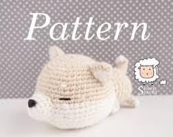 <b>Shiba inu pattern</b> | Etsy