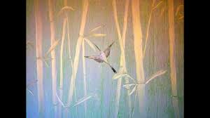 <b>Бамбук</b> из декоративной штукатурки (пано). Bamboo from plaster ...