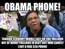 obama phone memes | quickmeme via Relatably.com