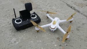 <b>FPV квадрокоптер HUBSAN H501S</b> ... Следуй за мной, GPS, RTH ...