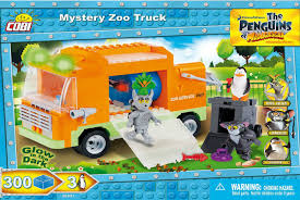 <b>Конструктор COBI</b> Таинственный грузовик с животными