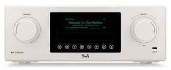 Универсальный <b>проигрыватель T</b>+A <b>MP</b> 3100 HV - Hifi Audio