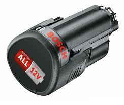 Купить Батарея аккумуляторная <b>Bosch</b> PBA 12В 2.5Ач <b>Li</b>-<b>Ion</b> ...