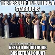 True love meme vine Starbucks basketball prom interracial ... via Relatably.com