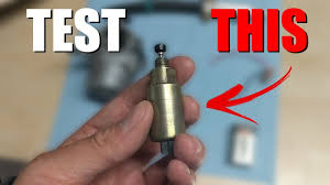 How to Test a <b>Fuel Shut-off Solenoid</b> - YouTube