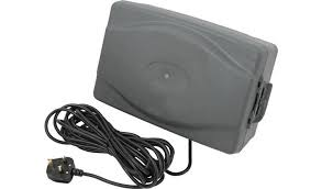 Buy Masterplug <b>Weatherproof Box</b> 4 <b>Socket</b> 8m Extension Lead ...