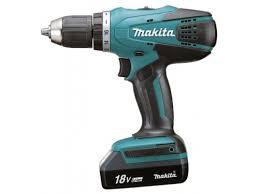 Купить Дрель <b>Makita DF457DWE</b> (аккумуляторная) по цене от ...
