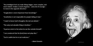 Albert Einstein best quotes of all time | Creative Scoops via Relatably.com