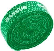 <b>Органайзер проводов Baseus Rainbow</b> Circle Velcro Straps 1m ...