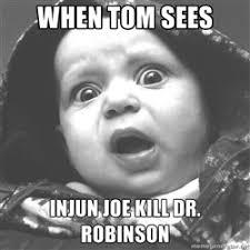Scared Face Baby | Meme Generator via Relatably.com