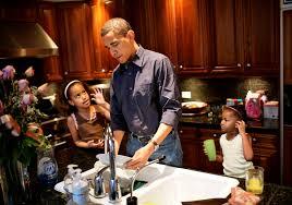 president obama    s touching essay on fatherhood   extratv compresident obama    s touching essay on fatherhood