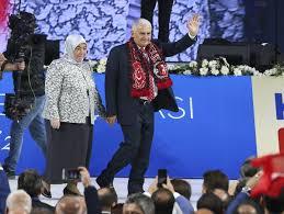 Başbakan Yıldırım Erzincanlılar Buluşması'na katıldı