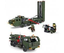 """<b>Конструктор KAZI</b> """"<b>Ракетные войска</b>"""" - 84037 – купить по ..."""