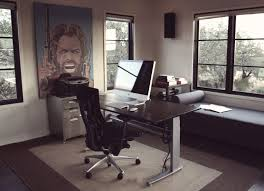 ideas with fascinate design astounding home office furniture ideas with rectangular desk with double pedestal and trestle complete with imac computer astounding home office desk