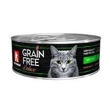 <b>Зоогурман Grain Free Консервы</b> для кошек с кроликом 100 г ...