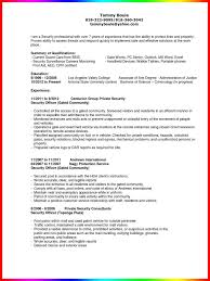 security professional resume   resume sample    security professional resume template