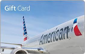 American Airlines eGift Cards - Travel & Lodging | eGifter | eGifter