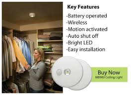 install mr beams ceiling light in closets for a simple affordable lighting solution best lighting for closets
