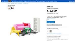 Mobili Per La Casa Delle Bambole : Ikea produrrà mobili per la casa delle bamboleu bravi bimbi