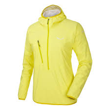 Pedroc Anorak Powertex 2.5 <b>Layers Half</b>-Zip Hardshell Women's ...