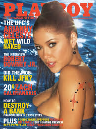 Arianny Celestes Hot And Very Nude Leaked Playboy Photos XXX. Here are some of the low quality bullshit that is going around because of the lawyers. These are not even scans but rather cellphone pics of the issue