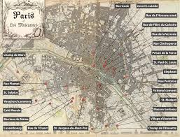 re visualizing the novel the weinberg college media and design map of many of the novel s landmarks