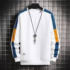 Long Sleeve <b>Harajuku</b> Sweatshirts Men <b>New Fashion</b> - missgiftys ...