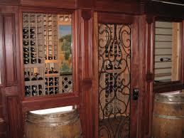 custom wine cellar in new jersey basement wine cellar idea
