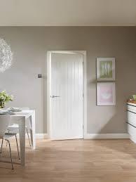 Suffolk <b>Internal</b> White Primed <b>Door</b>