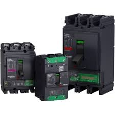 <b>Автоматические выключатели</b> в литом корпусе   <b>Schneider Electric</b>
