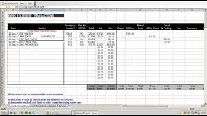 using an excel spreadsheet to record and break down business using an excel spreadsheet to record and break down business expenses