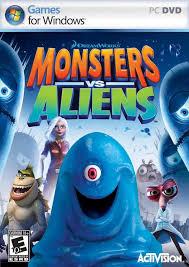 Download Monsters vs Aliens Full Version PC