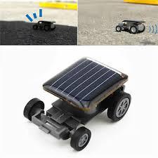Black <b>Mini Solar Powered</b> Robot <b>Racing</b> Car Vehicle Educational ...