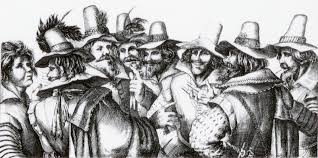 Image result for gunpowder plot