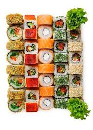 Доставка роллов и японской кухни в Иркутске