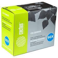 <b>Картридж Cactus CS</b>-<b>CE390XS</b>, черный, для лазерного принтера ...