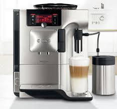 <b>Fully automatic coffee machines</b>   Bosch