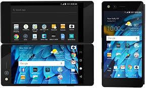 ZTE Axon M Z999 Unlocked GSM Smartphone w/ 20MP <b>Camera</b>