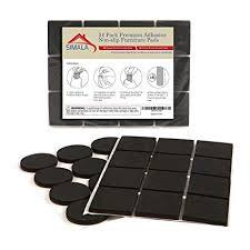 <b>Furniture</b> Feet Floor Protectors, 24 Pack <b>Furniture</b> Pads <b>Rubber</b> Feet ...