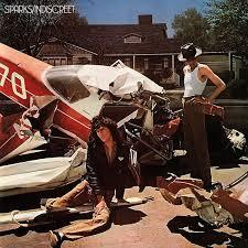 <b>Sparks</b>-<b>Indiscreet</b> | Album cover art, Art album, Album art